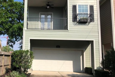 1420 Street Nashua Houston Texas 77008 for only  $419900 with 2.5 baths / 3 bedrooms - Single-Family