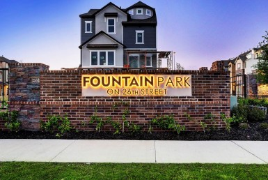 2659 Boulevard Fountain Key Houston Texas 77008 for only  $525000 with 3.2 baths / 3 bedrooms - Townhouse/Condo