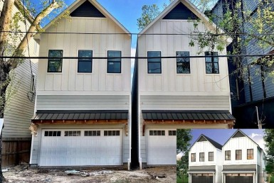 1318 Street 21 Houston Texas 77008 for only  $489900 with 3.5 baths / 3 bedrooms - Single-Family