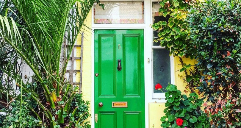 Green Door or No?