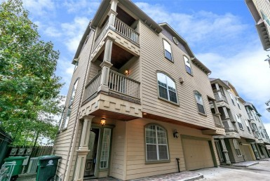 931 Street 25th Houston Texas 77008 for only  $399000.00 with 3.10 baths / 3 bedrooms - Townhouse/Condo