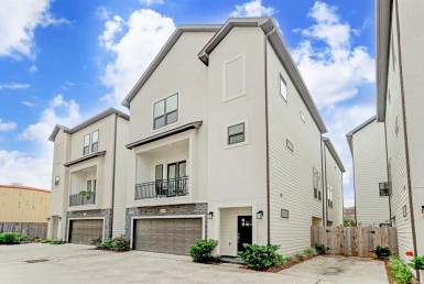 2502 Street Beall Houston Texas 77008 for only  $410000.00 with 3.10 baths / 3 bedrooms - Single-Family