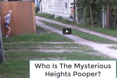 Houston Heights Pooper