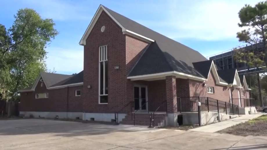 Greater Mount Olive Baptist Church