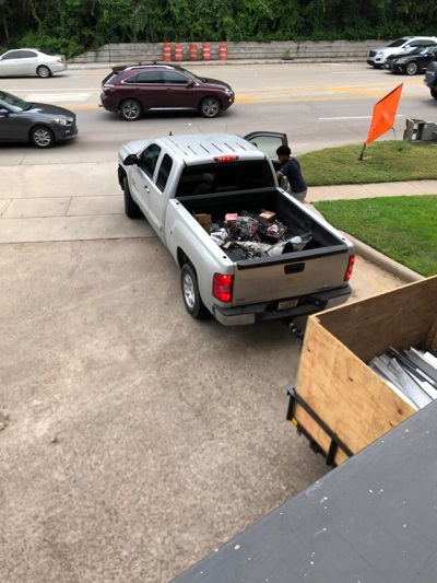 STOLEN TRAILER, do you recognize or have you seen this truck?