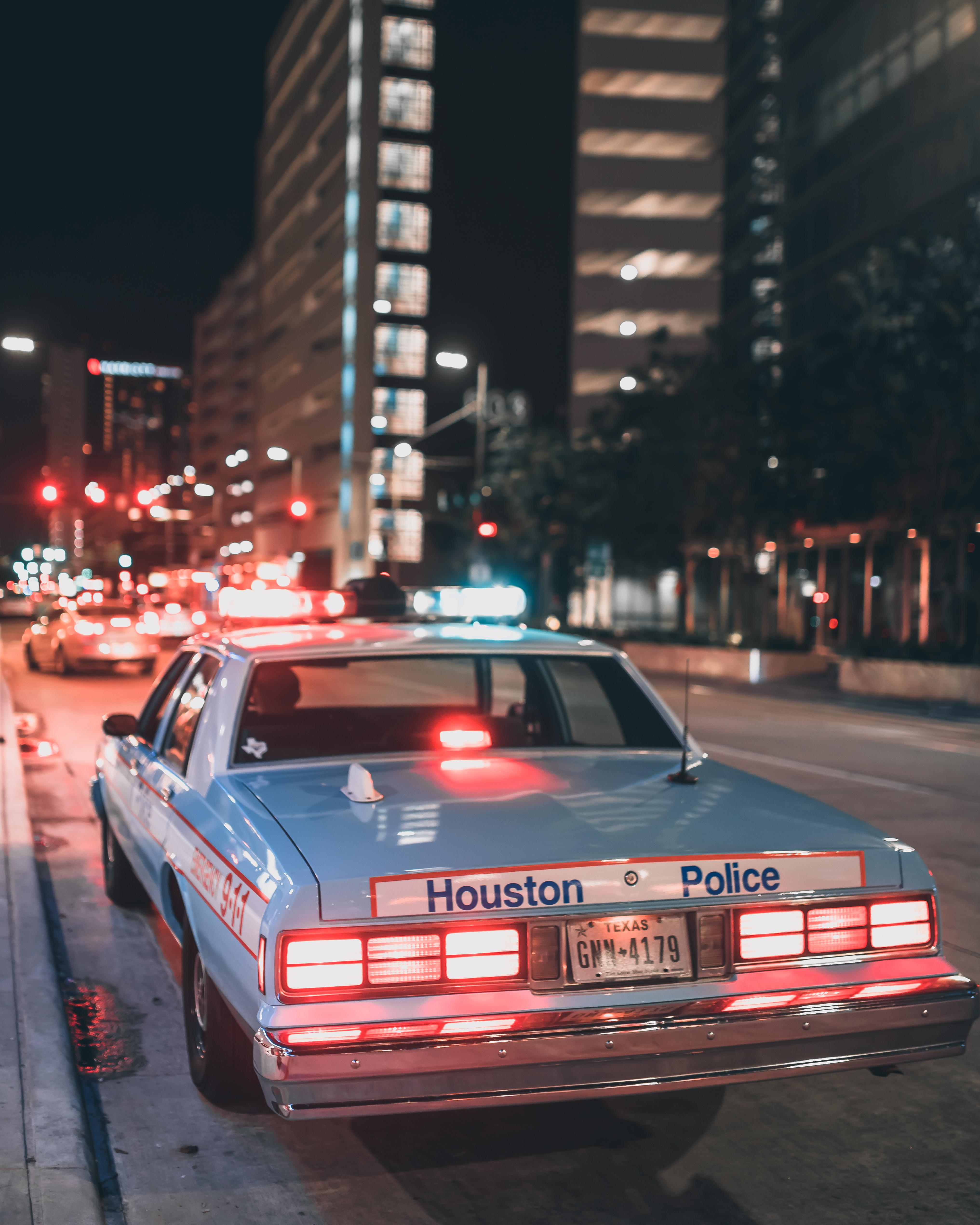 Okay who's old enough to remember this HPD car?