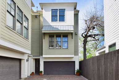 539 Street 25th Houston Texas 77008 for only  $425000 with 3.1 baths / 3 bedrooms - Townhouse/Condo