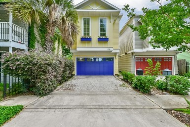 1342 Street Nashua Houston Texas 77008 for only  $430000 with 2.1 baths / 3 bedrooms - Single-Family
