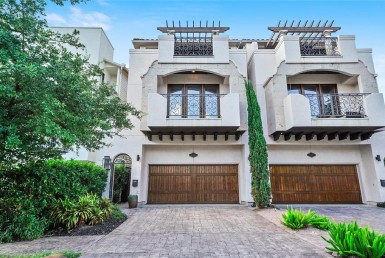 1212 Street Bell Houston Texas 77019 for only  $719000 with 3.1 baths / 4 bedrooms - Single-Family