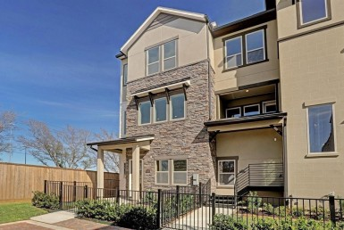 2639 Boulevard Fountain Key Houston Texas 77008 for only  $449000 with 3.2 baths / 3 bedrooms - Townhouse/Condo