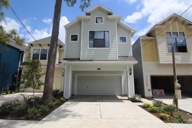 327 Street Aurora Houston Texas 77008 for only  $509900 with 2.1 baths / 3 bedrooms - Single-Family