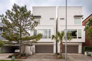 1322 Street Crocker Houston Texas 77019 for only  $559950 with 3.1 baths / 3 bedrooms - Townhouse/Condo