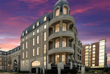1005 Drive Shepherd Houston Texas 77019 for only  $600000 with 2 baths / 2 bedrooms - Mid/Hi-Rise Condo