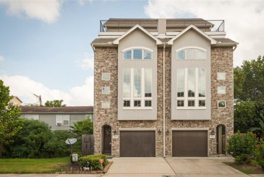 1114 Street Andrews Houston Texas 77019 for only  $649000 with 3 baths / 3 bedrooms - Townhouse/Condo