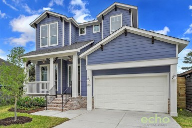 603 Street Vincent Houston Texas 77009 for only  $689900 with 2.1 baths / 4 bedrooms - Single-Family