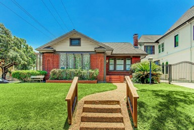 1701 Street Kipling Houston Texas 77098 for only  $700000 with 3 baths / 3 bedrooms - Single-Family