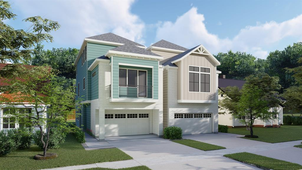 923 Street Peden Houston Texas 77006 for only  $719900 with 3.1 baths / 4 bedrooms - Single-Family