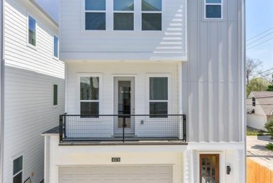 412 Street W 28th Houston Texas 77008 for only  $391990.00 with 3.10 baths / 3 bedrooms - Townhouse/Condo