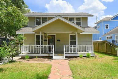 1034  Lawrence Houston Texas 77008 for only  $1900.00 with 2.00 baths / 2 bedrooms - Rental