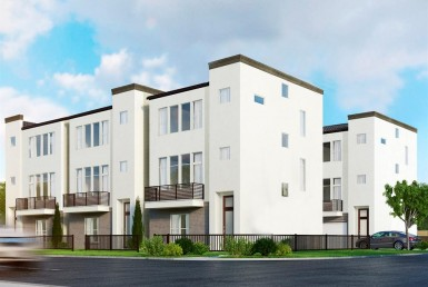 1810 Street West Webster Houston Texas 77019 for only  $459990.00 with 3.10 baths / 3 bedrooms - Townhouse/Condo