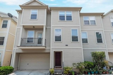 1616 Street 25th Houston Texas 77008 for only  $295000 with 2.1 baths / 3 bedrooms - Townhouse/Condo