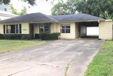 1110 Lane Grovewood Houston Texas 77008 for only  $315000 with 1.1 baths / 3 bedrooms - Single-Family