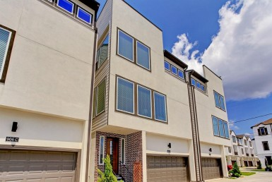 906 Street 17th Houston Texas 77008 for only  $390000 with 3.1 baths / 3 bedrooms - Single-Family