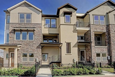 2643 Boulevard Fountain Key Houston Texas 77008 for only  $399900 with 3.1 baths / 3 bedrooms - Townhouse/Condo
