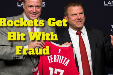 Houston Rockets Fraud