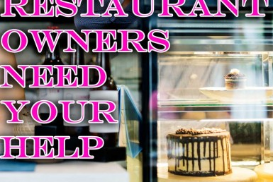 restaurant owners need help